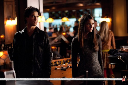 Damon & Elena 3.10 HQ