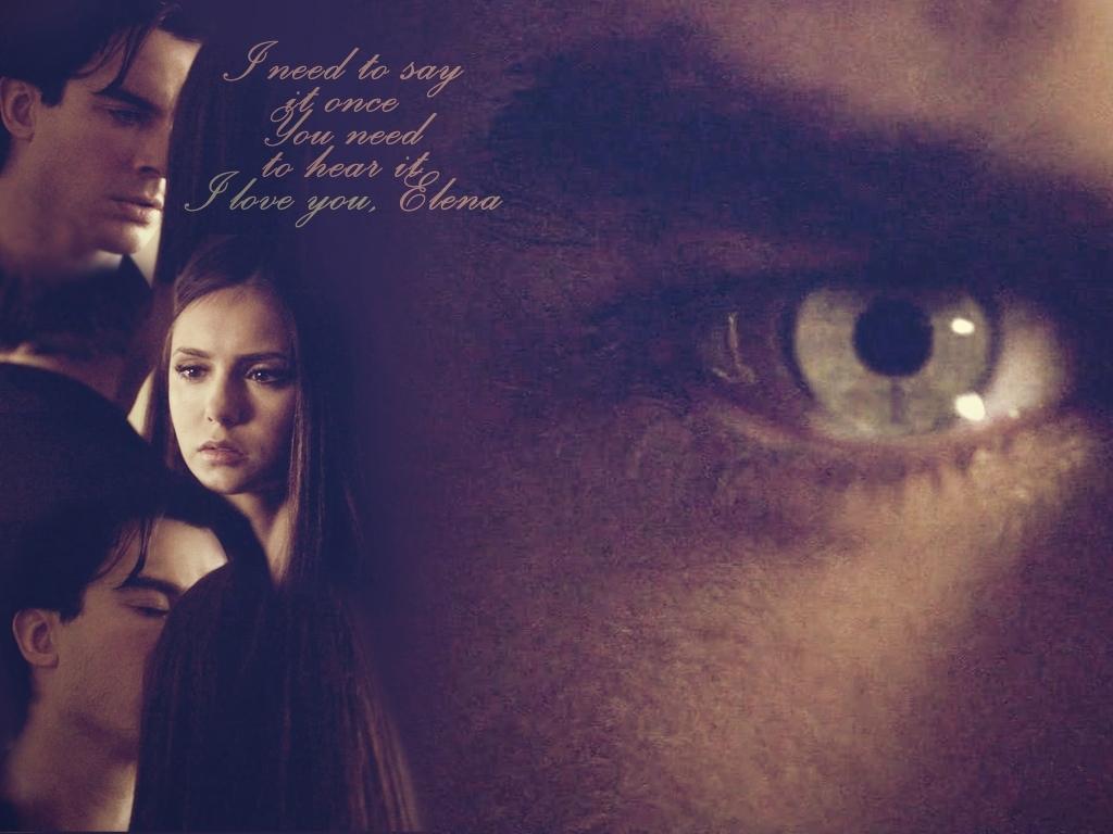 Damon Y Elena Of Damon And Elena Quotes Quotesgram