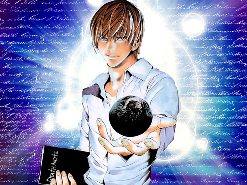DeAtH NoTe pic oleh Pearl!~ hope u all like it :)