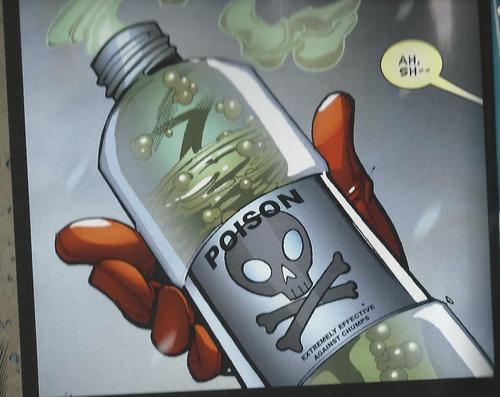 Deadpool's mistake