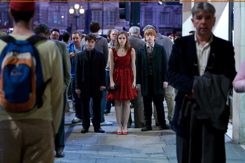 Deathly Hallows - Promotional Stills