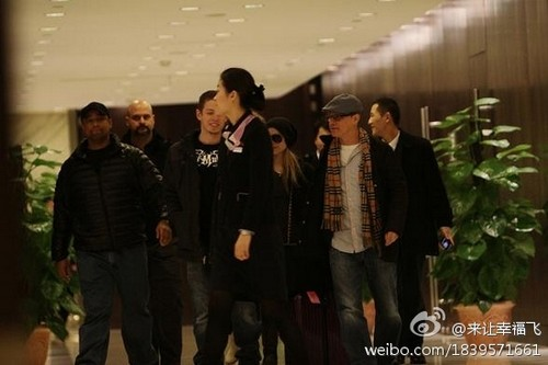 December 29 - Pudong Airport - Shanghai, China