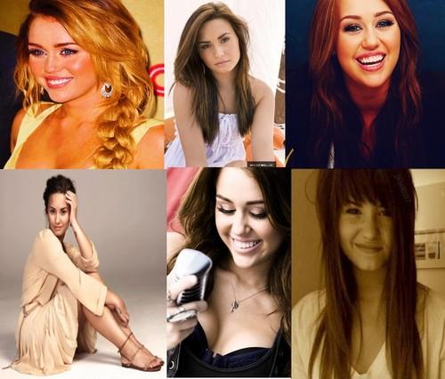 Demi & Miley