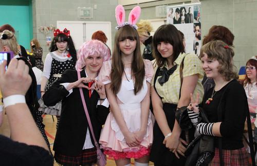 Doki Doki Event, Manchester - November 13th 2011