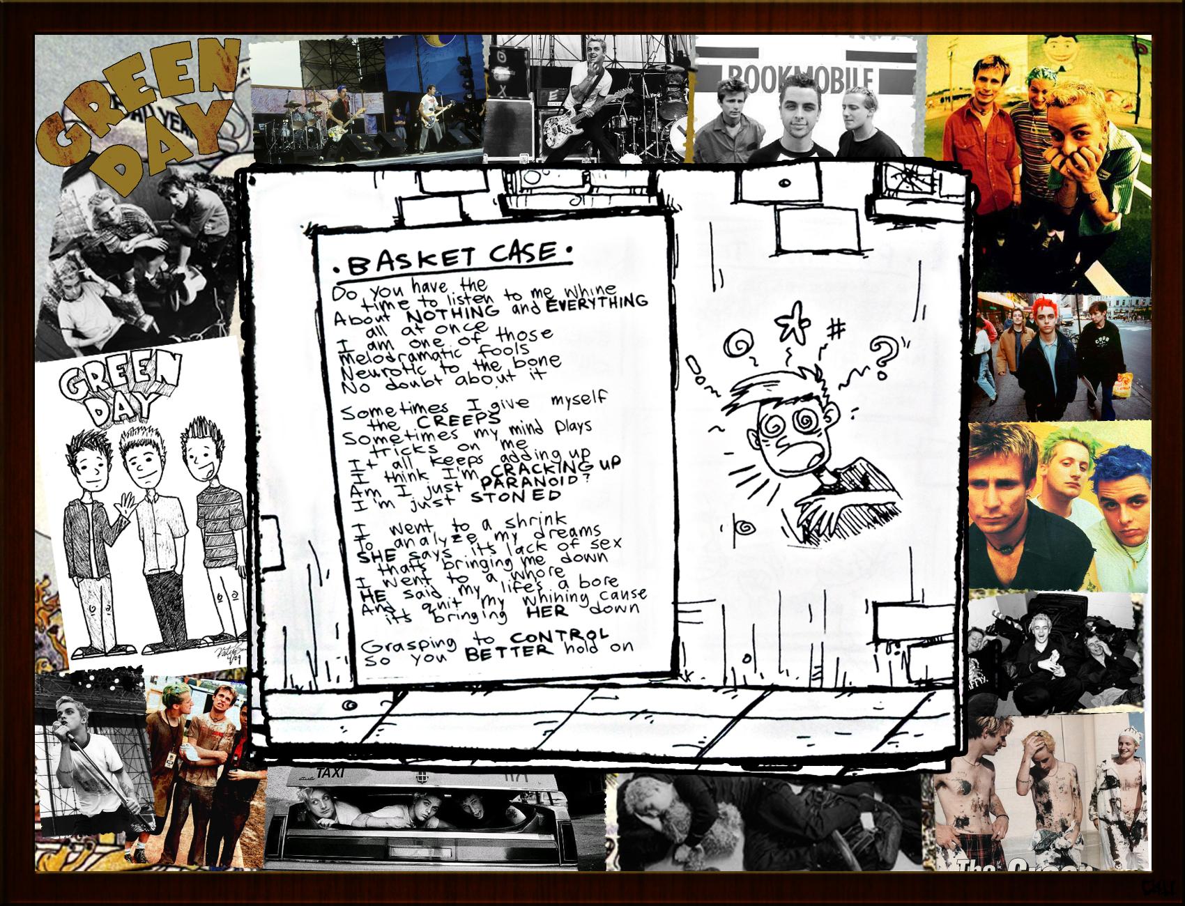 Dookie Wallpaper-Basket Case - Green Day Photo (27998727) - Fanpop