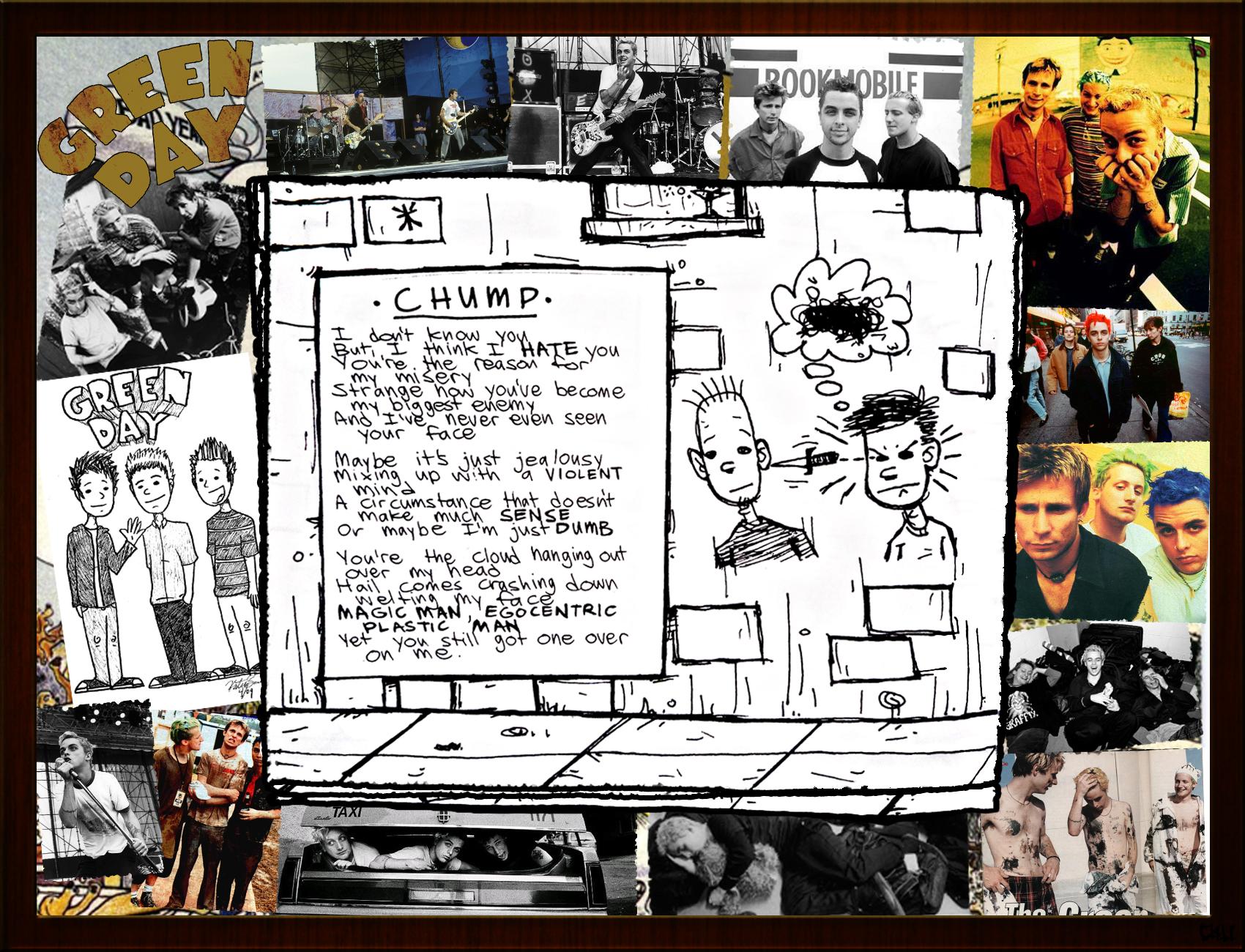 Dookie Wallpaper-Chump