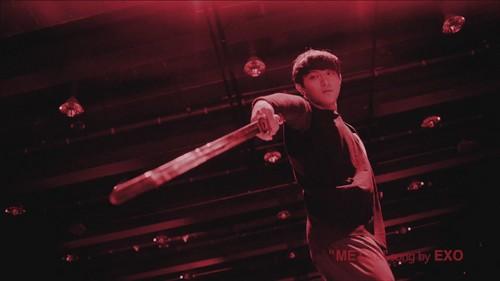 EXO-K fondo de pantalla titled exo Teaser3 Tao