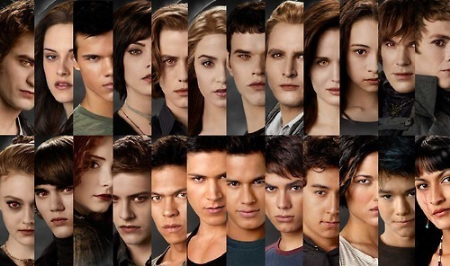 Eclipse Characters