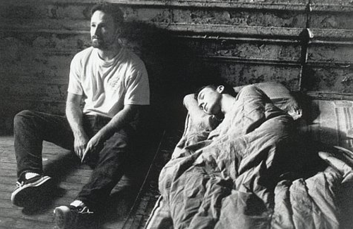 Edward Norton & David Fincher