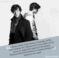 Eleven and Sherlock