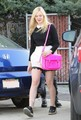 Elle Fanning leaves a Eatery in Hollywood, Dec 27 - elle-fanning photo