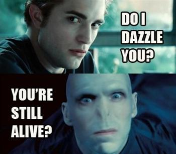 Epic Death Eater Funnies