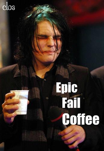Epic Fail Coffee xDD