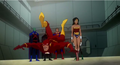 FLASH'S FACE XD - justice-league photo