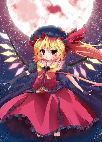 Flandre Different (yet awesome) Outfit