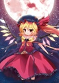 Flandre Different (yet awesome) Outfit - flandre-scarlet fan art