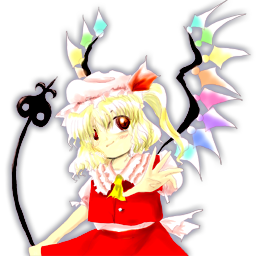 Flandre Scarlet's Original (and first) 디자인
