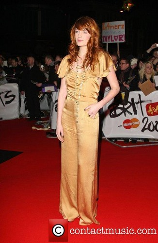 "Florence @ 2009 ""Brit Awards"" - London"