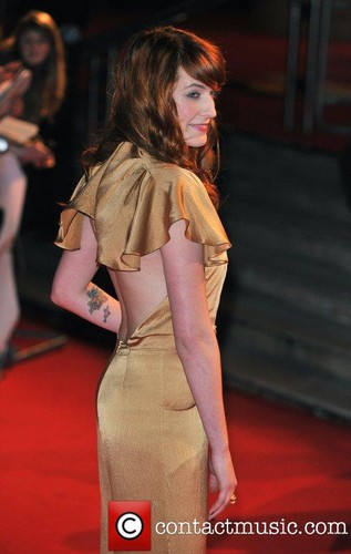 "Florence @ 2009 ""Brit Awards"" - 런던"