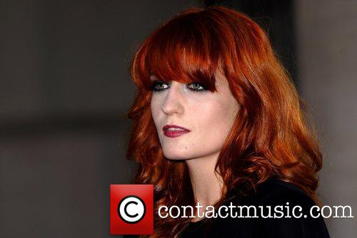"Florence @ 2009 ""Mercury Awards"" - London"