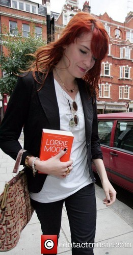 "Florence Outside ""BBC Radio 2 Studios"" - London"