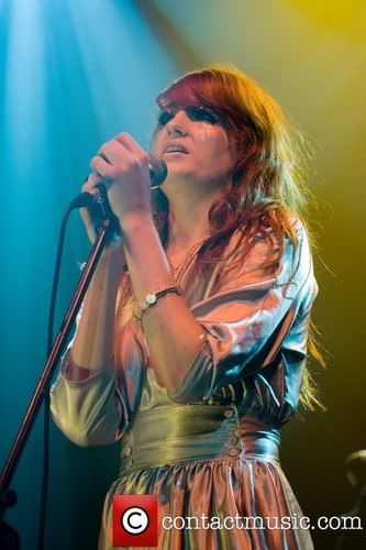 "Florence Performs @ 2008 ""Itunes Festival"" - ロンドン"