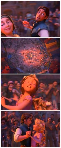 Flynn & Rapunzel Dance ♥