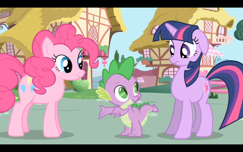 Friendship is Magic wallpapers - my-little-pony-friendship-is-magic Wallpaper