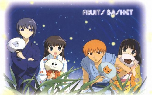 Fruits Basket New Years