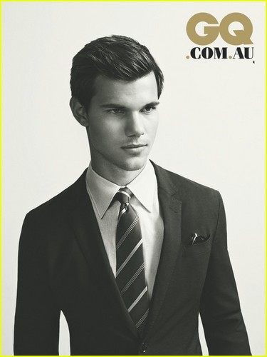 Full Sized photos of Taylor Lautner Covers 'GQ Australia' October/November 2011