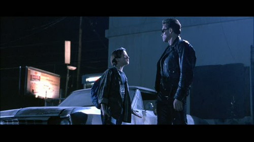Furlong in Terminator 2:  Judgement Day - edward-furlong Screencap