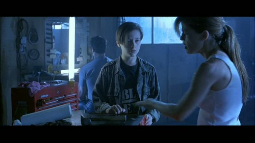Delightful Edward Furlong Wallpaper Containing A Television Receiver And A High  Definition Television Entitled Furlong In Terminator