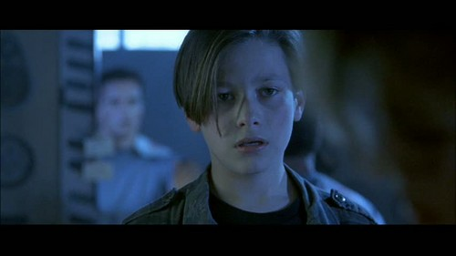 Edward Furlong Wallpaper With A Television Receiver And A High Definition  Television Entitled Furlong In Terminator