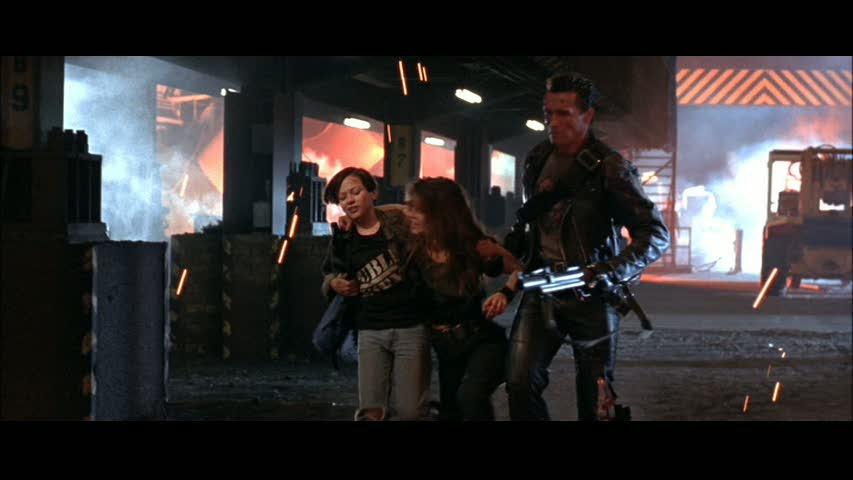 Edward Furlong Furlong in Terminator 2: Judgement Day
