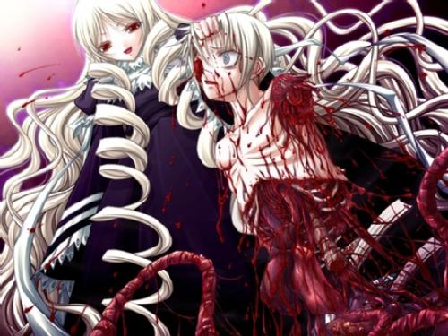 Anime Gore Death