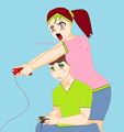 Gaming Love - total-dramas-kids photo