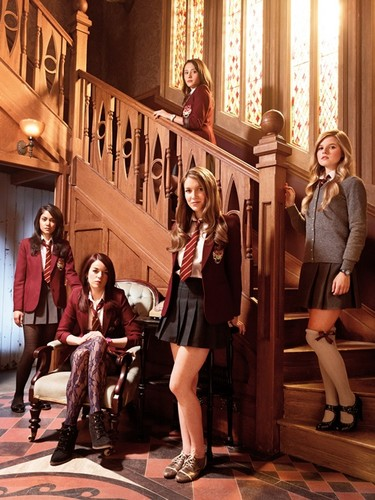 Girls of HOA - the-house-of-anubis Photo