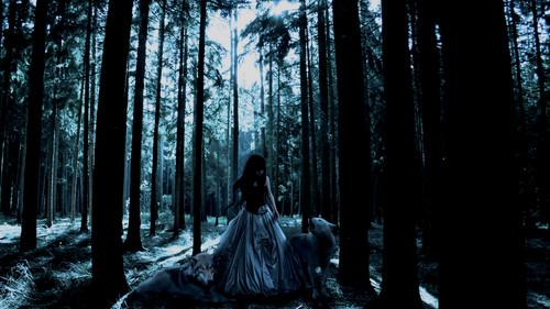 Goth Girl & the Serigala
