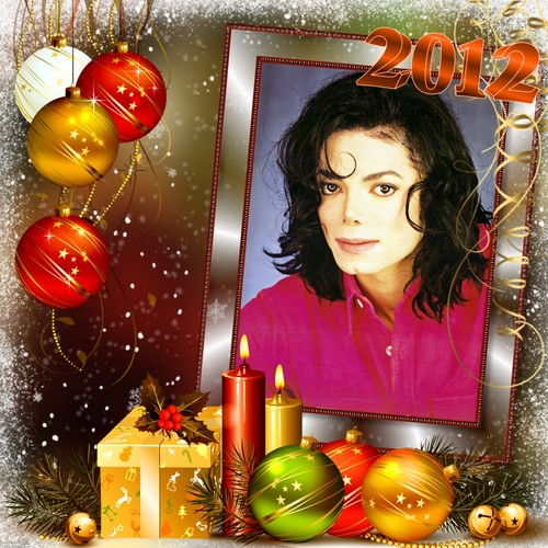 HAPPY NEW YEAR,MICHAEL!