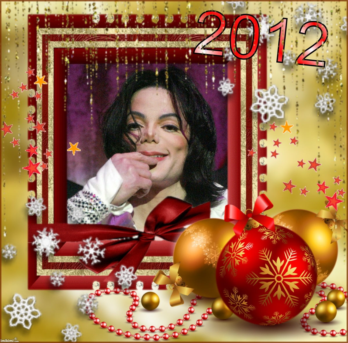 HAPPY NEW YEAR MICHAEL!