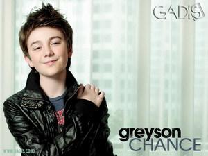Handsome Greyson