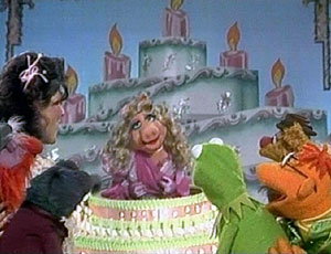 The Muppets wallpaper probably with anime called Happy Birthday, Kermie
