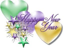 Happy New Year, Berni