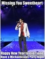 Happy New Year! - michael-jackson photo