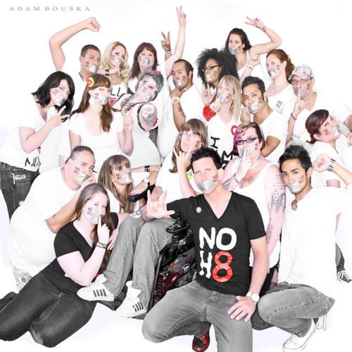 Happy birthday NOH8!