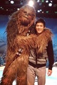 Harry & Chewbacca - harry-shum-jr photo
