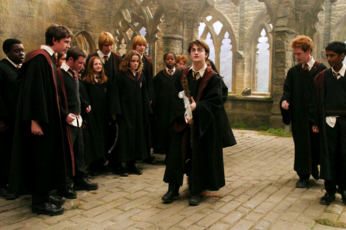 Harry and Ginny HP3