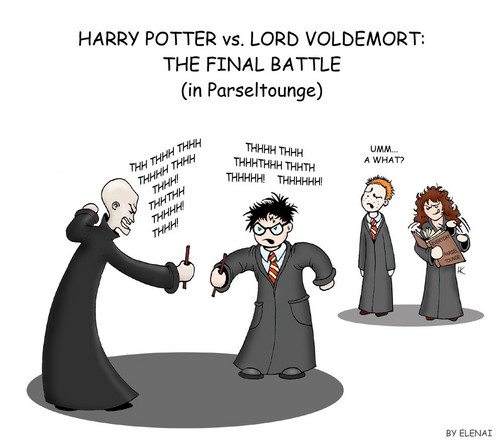 Harry vs. Voldemort