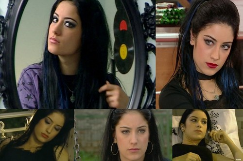 Hazal Kaya in Genco