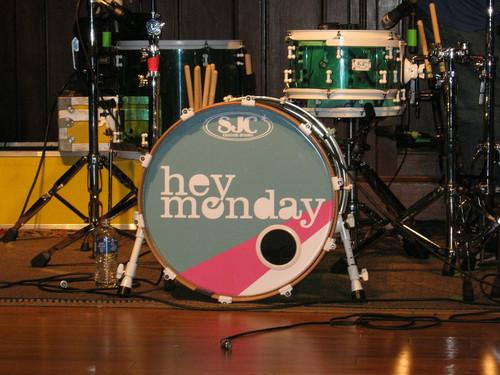 oi Monday!
